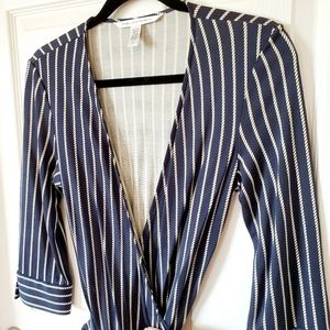 Diane VonFurstenberg Silk Classic Wraparound Dress
